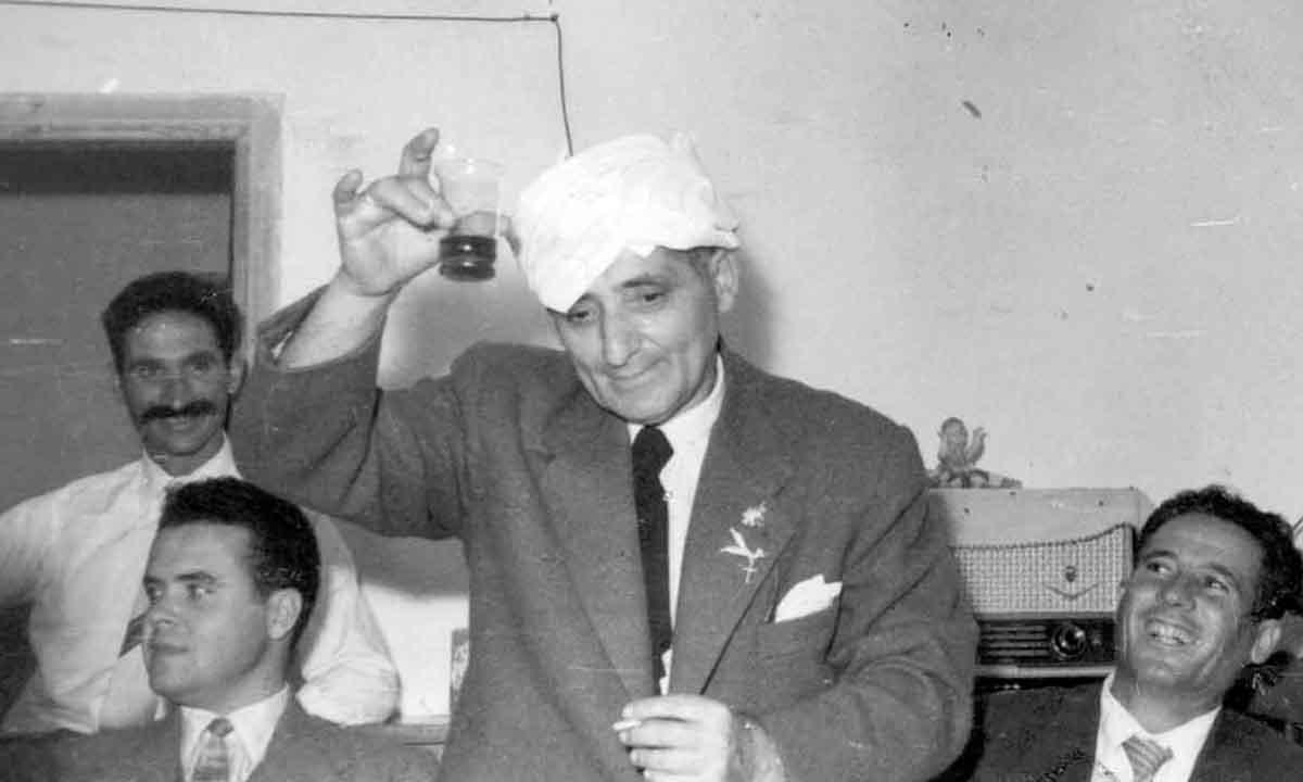 Γιάννης Μαστορίδης, 1960 / Yiannis Mastoridis, 1960