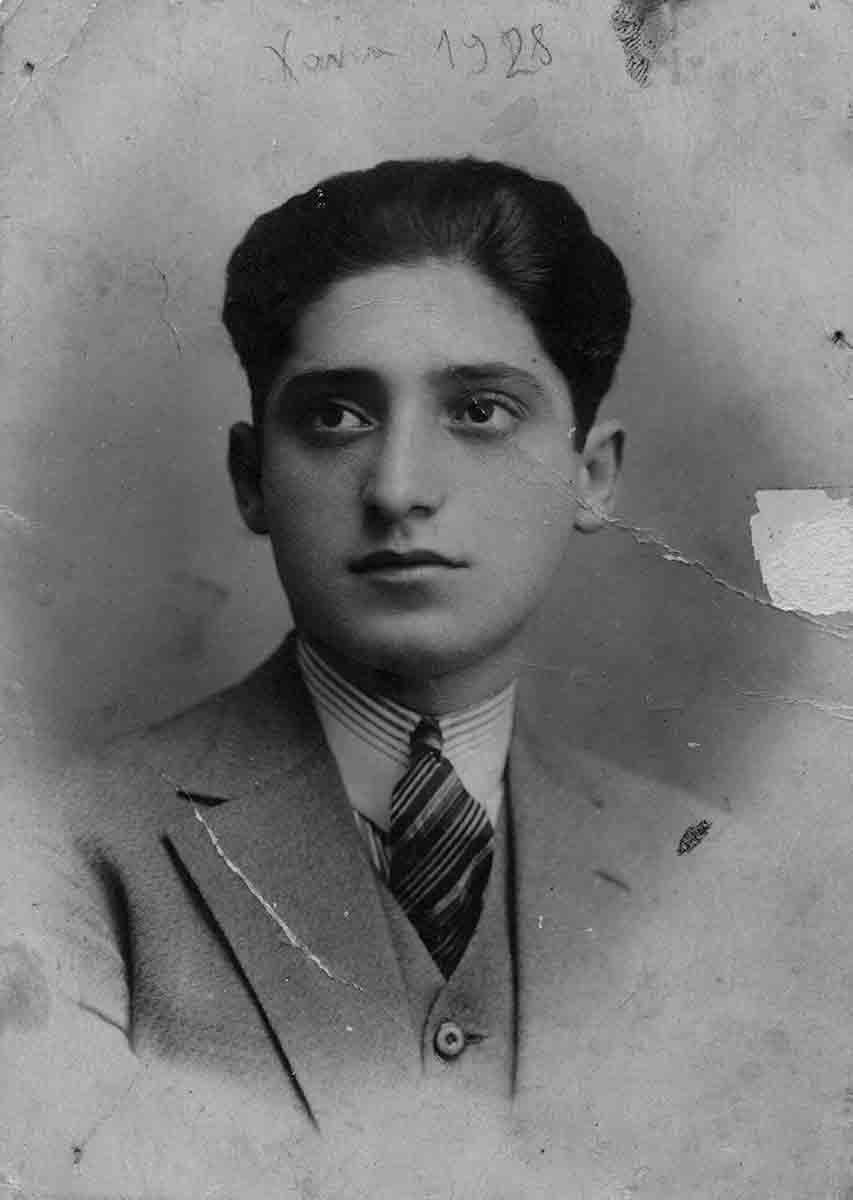 Γιάννης Μαστορίδης 1928 / Yiannis Mastoridis, 1928